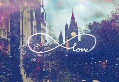 Simply beautiful! #infinity #love