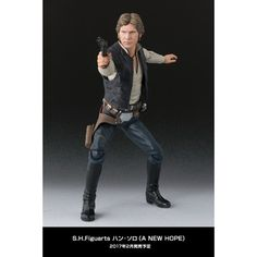 S.H.Figuarts Star Wars Han Solo (A New Hope)