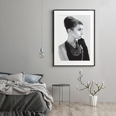Gallery Wall Bedroom, Inspirational Wall Art, Typography Poster, Art Photography, Art Prints, House Styles, Artwork, Artist, Painting