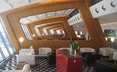 Qantas International First Lounge (AUSTRALIA)