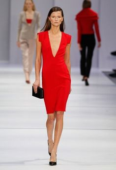 La Dolce Vita: Color Story: The Power of Red