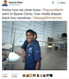 Trayvon Martin 😭 but white boys who rape, they're just misunderstood. Man oh man I think it would be fun to see how irate people got if a black man and boy said and acted the way that father and son acted. But no of course there is no white privilege.