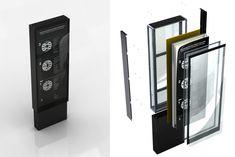 Skoltech | Wayfinding Signage System for Payette / Herzog De Meuron / Arup Designed by marcduran.com & Graphics by petitcomite.com