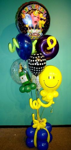 Fort Lauterdale Balloon Delivery Birthday Balloons Lauderdale Same Day Party Helium By DreamARK