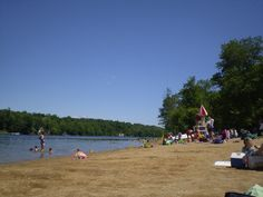 Mount-Tom-State-Park-Connecticut-State-Park-Swimming