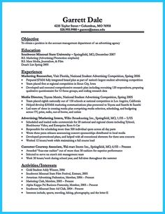 Resume Letter Sample Word Cv Psychology Graduate School Sample  Httpwwwresumecareer  Should I Include An Objective On My Resume with Sample Resume Teacher If You Like To Work In An Advertising Office You Need To Convince Your  Employer By Writing A Good Advertising Resume Resume For Advertising Customer Service Call Center Resume Sample Pdf