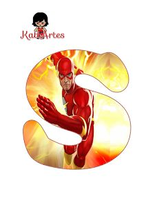 Alfabeto de Flash. Superhero Birthday Party, Birthday Party Themes, The Flash Season, Flash Design, Class Decoration, Beautiful Landscapes, Iron Man, Blazer, Lucca