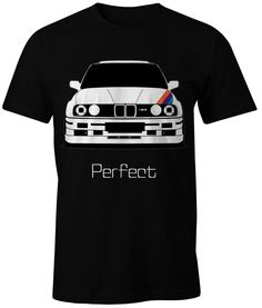 NEW T-SHIRT BMW M POWER M3 E30 PERFECT ON WHITE,BLACK AND BLUE SHIRTS #Unbranded #PersonalizedTee #bmw #print #tshirt #e30 #perfect Blue Shirts, Cool T Shirts, Bmw Love, Bmw E30, New T, Custom Shirts, Shirt Designs, Stickers, Mens Tops