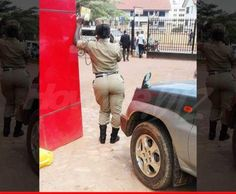 cop big butts
