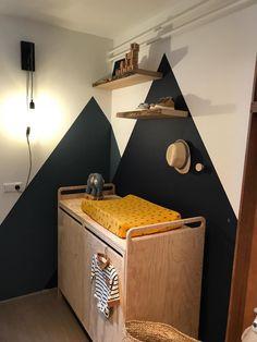 Baby Room Decor, Nursery Room, Diy Bedroom Decor, Home Decor, Diy Rangement, Diy Bebe, Unique Wall Decor, Kids Furniture, Girl Room