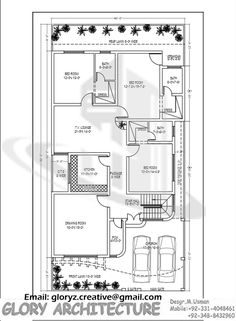 House plan for 32 feet by 40 feet plot plot size 142 for 35x60 house plans