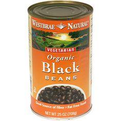 Ingredients In Westbrae Natural Organic Black Beans