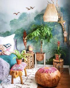 Bohemian Bedroom Decor Ideas Bohemian Bedroom bedroom Bohemian decor ideas - Sites new Bohemian Bedroom Decor, Boho Living Room, Bohemian Interior, Bohemian Design, Modern Bohemian, Bohemian Apartment Decor, Bohemian Studio, Bohemian Room, Bohemian Furniture