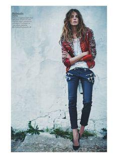 Vogue Paris February - Mario Sorrenti