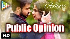 First Day First Show | Hamari Adhuri Kahani | Movie Review
