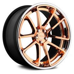 ROTIFORM® - SPF 3PC Copper
