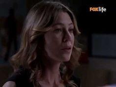 """Meredith e Derek: Non posso respirare, non posso respirare, se tu mi guardi in quel modo"""" - YouTube"""