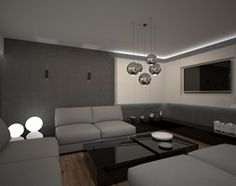 New house - experimental render