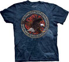 Águila de la tribu. #3071