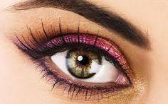 Resultado de imagen de ojos maquillaje de animales
