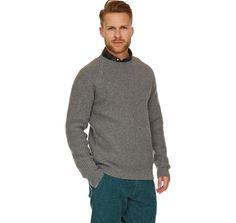 Riverton Crew-Knitwear-Concrete Marl-FRONT-MKN0744GY73.jpg