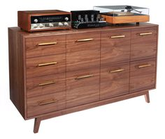 The Record Cabinet // Woah.    So great, but so expensive... but a thing of beauty is a joy forever?!