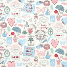 4x-Single-Table-Party-Paper-Napkins-for-Decoupage-Decopatch-Vintage-Love-Ikons