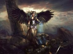 """In Norse mythology, a valkyrie (from Old Norse valkyrja """"chooser of the slain"""")… Mythical Creatures List, Mythological Creatures, Valhalla, Mystery, Old Norse, Norse Pagan, Norse Vikings, Viking Art, Goddess Of Love"""