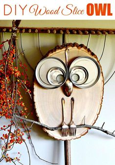 50 Easy Crafts to Make and Sell. wood projects to sell project DIY. 50 Easy Crafts to Make and Sell. wood projects to sell project DIY. 50 Easy Crafts to Make and Sell. wood projects to sell project DIY. Owl Crafts, Diy Home Crafts, Home Craft Ideas, Fall Wood Crafts, Wood Slice Crafts, Adult Crafts, Garden Crafts, Kids Crafts, Fall Home Decor