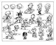 Cartooning Self-Taught