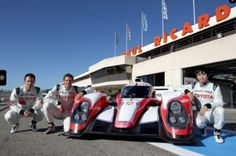 Toyota Racing Wins Six Hours of Sao Paulo with Hybrid Racer