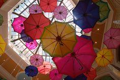 Umbrella Kaleidoscope