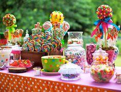 ¿No sabes como decorar estas hermosas mesas de golosinas? te dare las mejores ideas de decoración de mesas dulces para fiestas de 15 años.