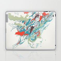 Colours In The Sky Laptop & iPad Skin by Chalermphol Harnchakkham - $25.00