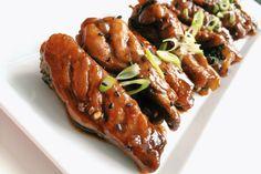 Fingerlickin' good: chicken wings met Coca Cola - Culy.nl