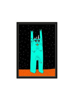 Fluo illustrations on Behance
