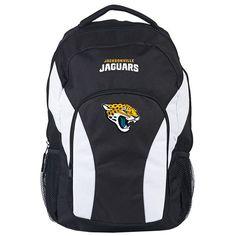Jacksonville Jaguars NFL Draft Day Backpack. Visit SportsFansPlus.com for a Discount Coupon.