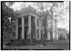 McBride-Screws-Tyson House, Montgomery, Alabama, 1838.