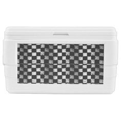 Checkered Flag Cooler Ice Chest