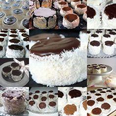 Lájk, ha Te is szereted! Hungarian Desserts, Hungarian Recipes, Mini Christmas Cakes, Christmas Baking, No Bake Desserts, Dessert Recipes, Different Cakes, Dessert Drinks, Sweet And Salty