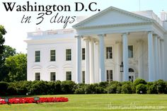 the MRS. & the MOMMA: Touring Washington D.C. in 3 Days