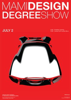 "MAMIDesign | Moscow At July 2nd 2016 will take place exhibition of graduation and term projects form MAMIDesign department. At this event will be shown results of close collaboration between LADA Design and our department. The four scale models of ""LADA 2030 22 4 meter SUV"" student project. Welcome everyone! http://ift.tt/1TUP2ss Info partner cardesign.ru Teaser based on Peter Konovalov (http://ift.tt/1sIxNQL) graduation project. - http://ift.tt/1WswekZ"