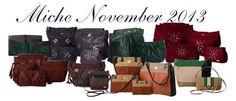 November 2013 New releases