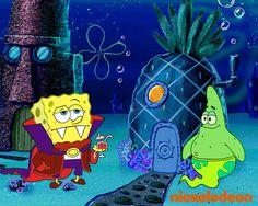 Spongebob & Patrick - spongebob-squarepants Wallpaper