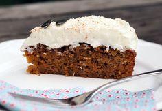 Dýňový koláč se skořicí