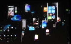 En el país lideran los smartphones