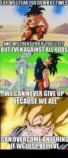 Dbz motivation #SonGokiKakarot