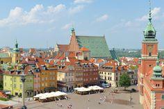 Die polnische Hauptstadt hat mehr zu bieten, als man denkt.