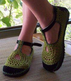 scarpe hippy