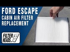 49 Best Ford Cabin Air Filter Replacement Videos Images On Pinterest